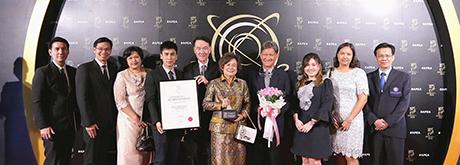 รับรางวัล APEA 2018