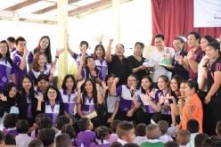 ทางโรงพยาบาลได้ออกกิจกรรม CSR ณ โรงเรียนบ้านโปร่งเกตุ จังหวัดฉะเชิงเทรา ในโครงการแบ่งปันรอยยิ้มที่สดใส ห่วงใยสุขภาพ ครั้งที่ 2