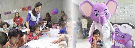 โรงพยาบาลเกษมราษฎร์ ฉะเชิงเทรา ร่วมส่งมอบความสุขให้กับเด็กๆ เนื่องในวันเด็กแห่งชาติประจำปี 2561