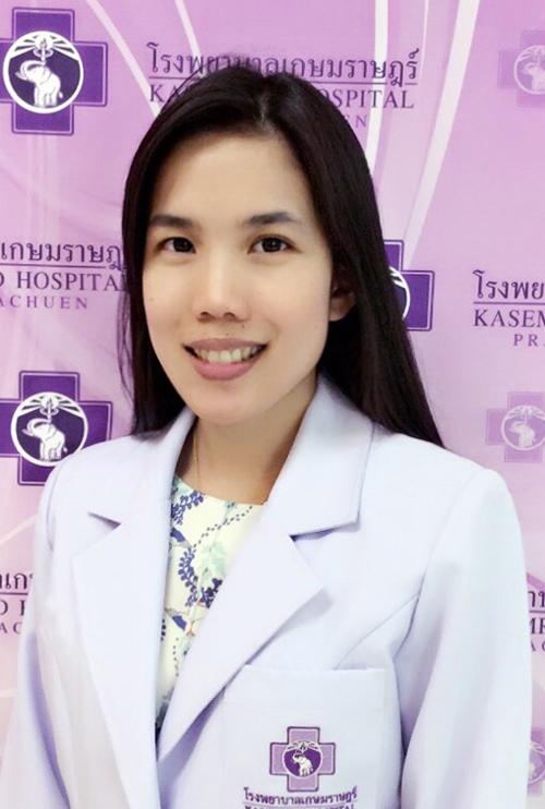 ทันตแพทย์หญิงปองกานต์  สุนทรฉาย