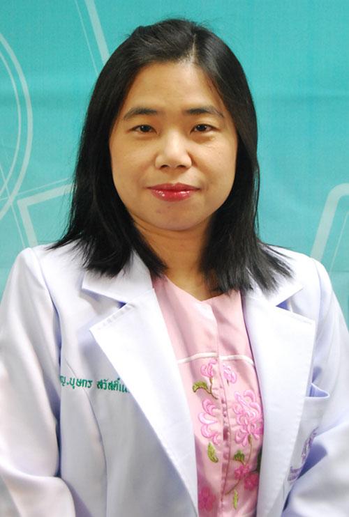 แพทย์หญิงบุษกร     สวัสดิ์แสน