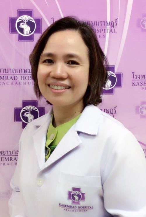 ทันตแพทย์หญิงเดือน ปัญจปิยะกุล