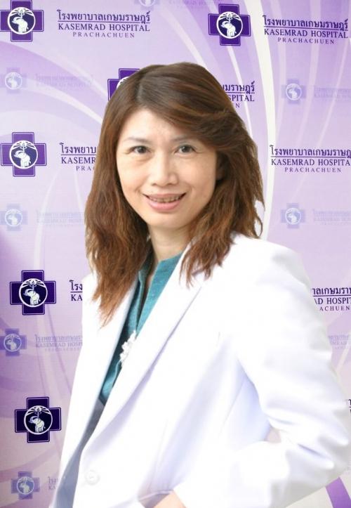 แพทย์หญิงธนันดา  ตระการวนิช