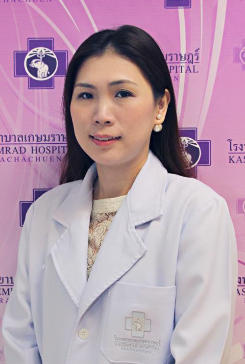 ทันตแพทย์หญิงอัญชลี  ดวงพัตรา