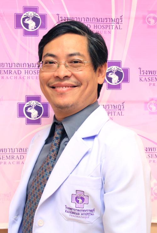 ทันตแพทย์ธราธร  ธนาลาภสกุล