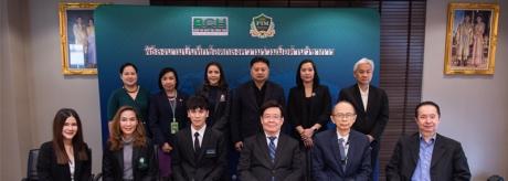 BCH-PIM ลงนามบันทึกข้อตกลงความร่วมมือด้านวิชาการ