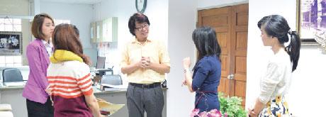 บริษัท โอลิมปัส (ประเทศไทย) จำกัด สวัสดีปีใหม่ผู้อำนวยการ
