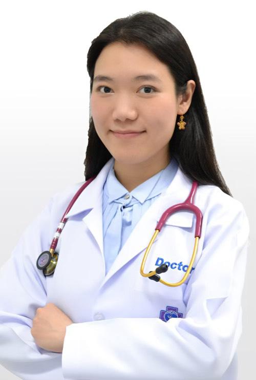 แพทย์หญิงจีรวัชร์ เมธาภา