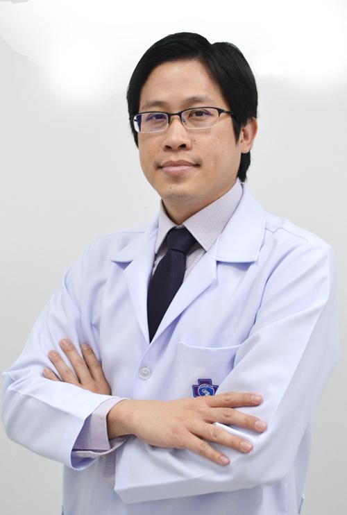 นายแพทย์เดชา วิมลไชยจิต