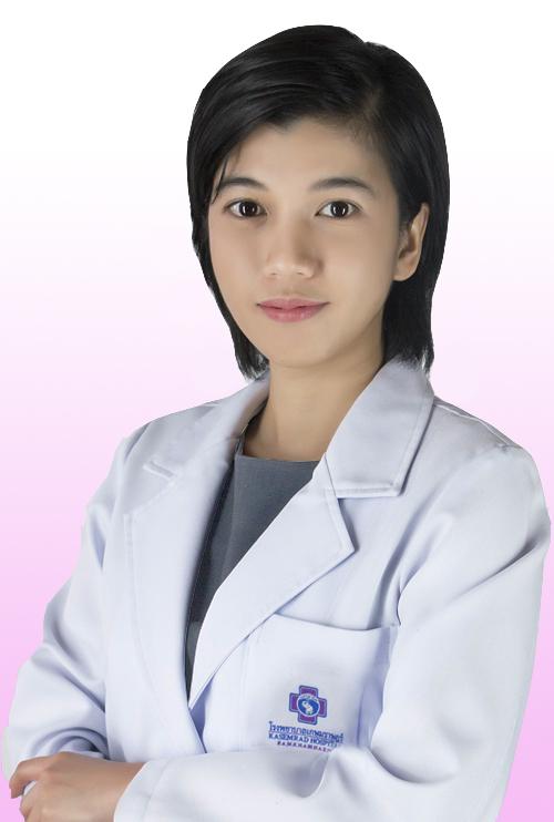 แพทย์หญิงอภิฤดี ชูปรีชา