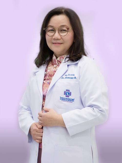 แพทย์หญิงจิรวรรณ บุญบรรจง